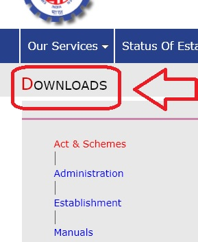 epf withdrawal form download